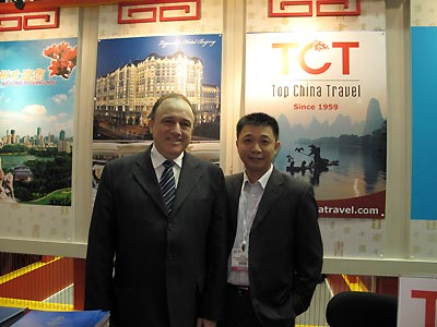 TCT in Travel Events