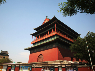 Beijing Drum and Bell Towers