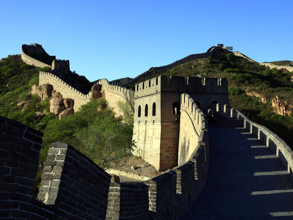 One Day Great Wall and Ming Tomb SIC Tour