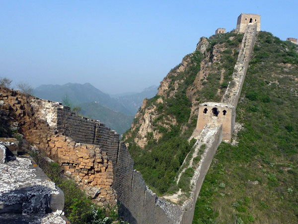 3 Days Hike the Great Wall around Beijing