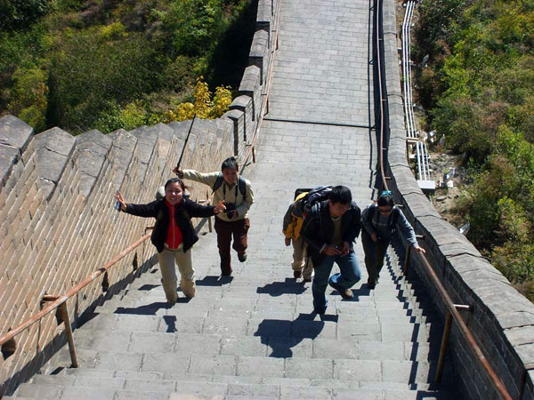 6 Days Beijing Great Wall Hiking Tour
