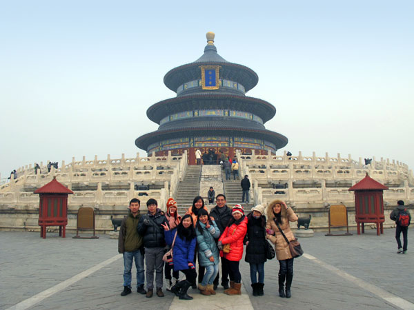 11 Days Tour to China Metropolis