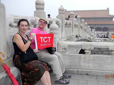 Clients in the Forbidden City