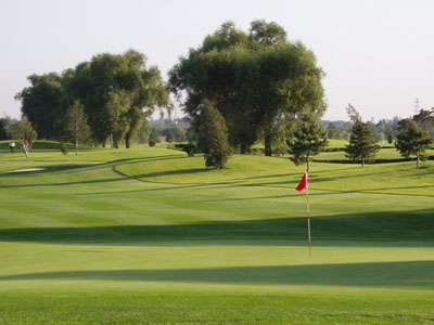 Beijing Daxing Central Golf Club