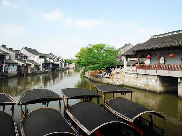 Xitang Water country