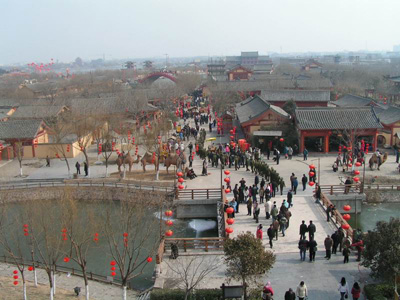 The River Garden in Kaifeng