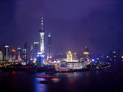 The Bund Night View