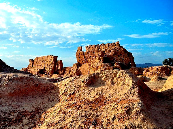 Turpan Gaochang Ancient City