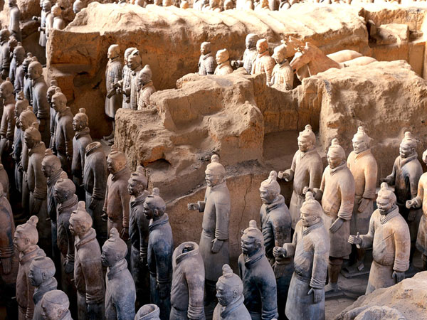 Qin Terracotta Army