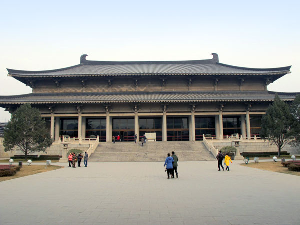 Collection of Xian Shaanxi History Museum